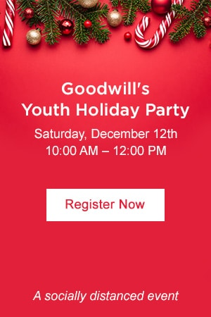 Register for the Youth Holiday Party