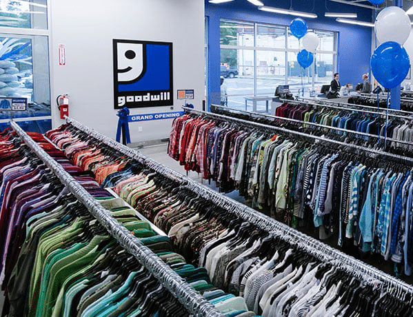 Find a Goodwill Store